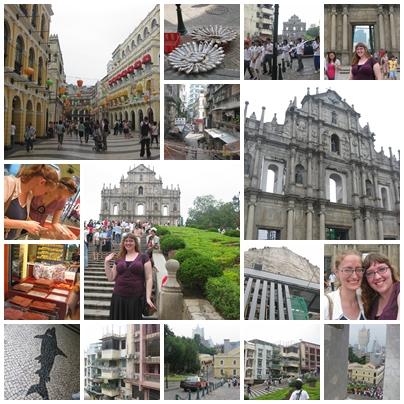 A Glimpse of Macau