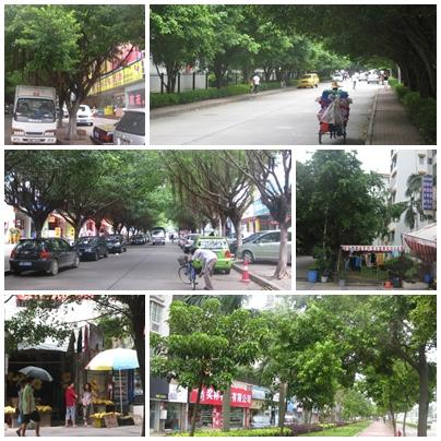 Streets of Zhuhai