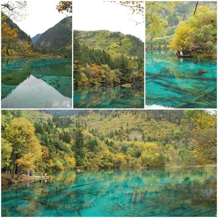 Wuhua Hai 五花海