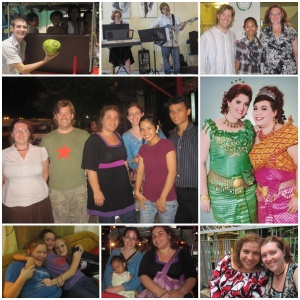 Highlights from my time in Cambodia
