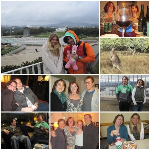 Highlights from my time in Canberra