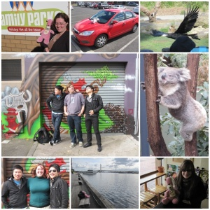 Highlights from my time in Victoria