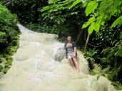 at Buatong Waterfall, Thailand