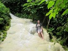 at Buatong Waterfall, Thailand