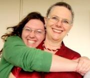 Tanya and Mum