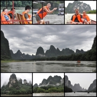 China Travel 2012: Yangshuo (Guangxi Province)