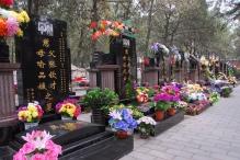 Qing Ming Jie at Babaoshan Revolutionary Cemetary