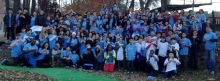 #CampHashtag - Middle School group photo