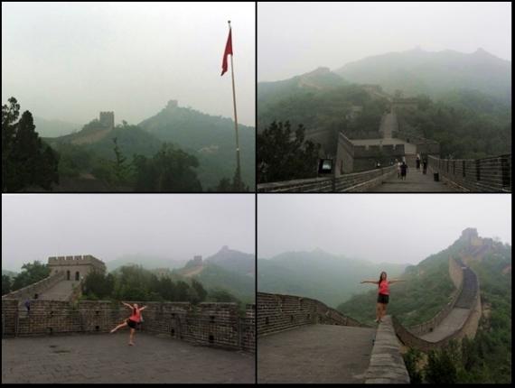 Badaling 八达岭长城, June 2012