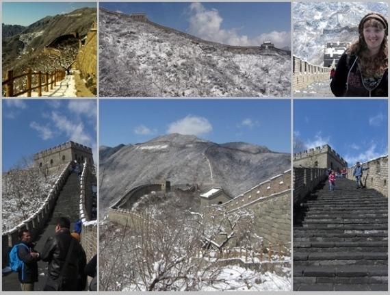 Mutianyu 慕田峪长城, March 2013