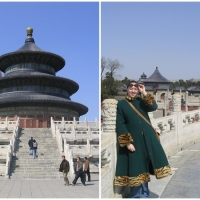 Tian Tan - the Temple of Heaven in Beijing