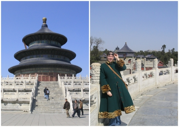 My first visit to Tiantan in April 2004