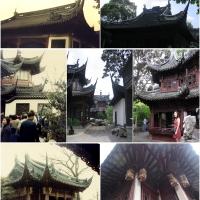 Shanghai's famous Yu Gardens