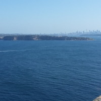 Sydney Heads: between the city and the ocean